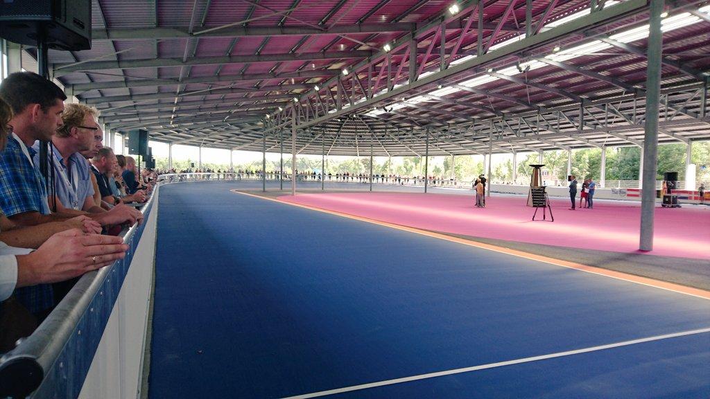 Inline-skatecentrum Sportstad Heerenveen